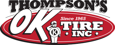 Welcome To Thompson's OK Tire
